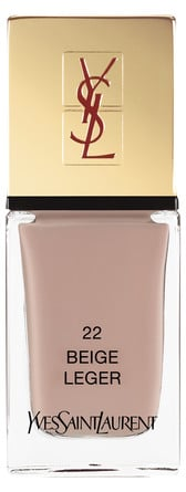 Yves Saint Laurent La Laque Couture Beige Leger 22