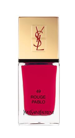 Yves Saint Laurent La Laque Couture Rouge Pablo 49