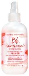 Bumble and Bumble Hairdressers invisible primer
