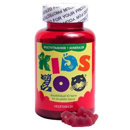 Kids Zoo® Mulitvitamin/Mineraler