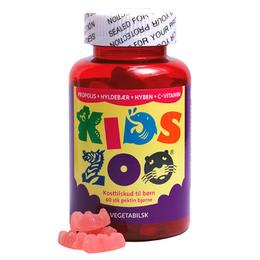 Kids Zoo Propolis, hyld, hyben + C, Vegetabilsk