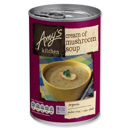Amy's Kitchen Cremet Champignonsuppe Ø