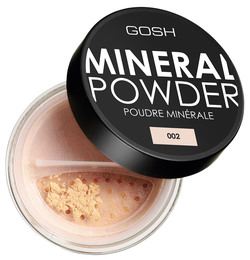 GOSH Mineral Powder 002 Ivory 8g