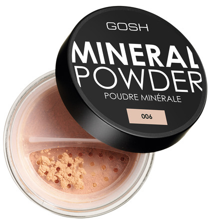 Gosh Copenhagen Mineral Powder 006 Honey