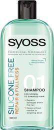 Syoss Silicone Free Shampoo 500 ml