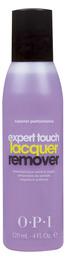OPI Expert touch Laquer remover AL 414 120 ML