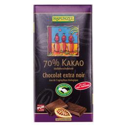 Chokolade mørk 70% Ø 80 g