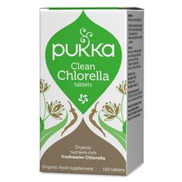 Chlorella 500 mg Ø Pukka 150 tab