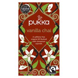 Vanilla Chai te Ø Pukka