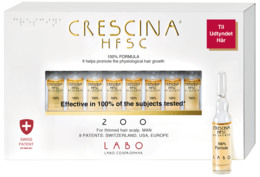 Crescina CRESCINA HFSC 100% 200 man 20*3,5 ml