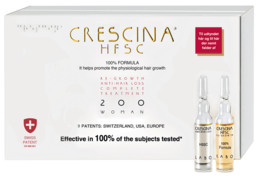 Crescina HFSC 100% Complete 200 woman 10+10*3,5 ml