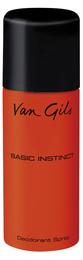 Van Gils Basic Instinct Deodorant Spray 150 Ml
