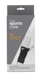Matas Sport PRO Håndbandage m/skinne, højre L/XL