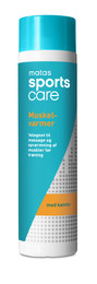 Matas Sports Care Muskelvarmer med Kamfer 250 ml
