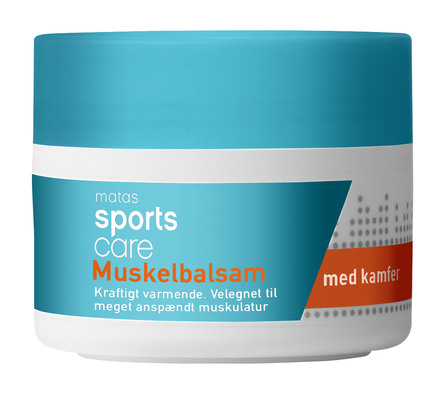 Matas Sports Care Muskelbalsam 50 ml