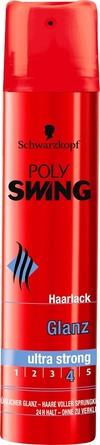 Schwarzkopf Poly Swing Hårlak Glans 250 ml