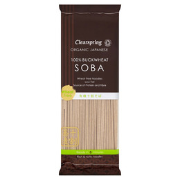 Soba nudler (100% boghvede) Ø 200 g