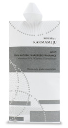 KARMAMEJU, Natural Wardrobe Fragrance, WOOD