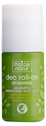 Matas Natur Aloe Vera & Gojibær Deo Roll-on 50 ml