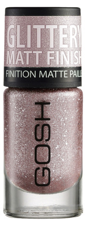Gosh Copenhagen Nail Lacquer 05 Frosted Soft Rose