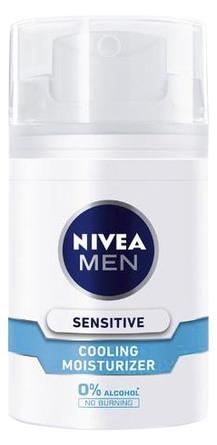 Nivea Men Sensitive Cooling Moisturizer Dagcreme 50 ml