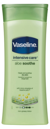 Intensive Care Vaseline Aloe Soothe Body Lotion 200 ml