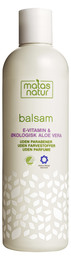 Matas Natur Aloe Vera & E-vitamin Balsam 400 ml