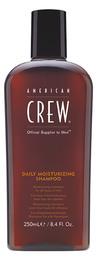 American Crew Crew Daily Moisture Shampoo 250 ml
