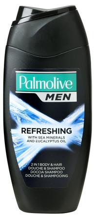 Palmolive Shower Gel For Men Refreshing 2in1 250ml