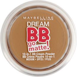 Maybelline Pudder Dream BB Go Matte Medium