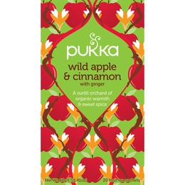 Pukka Wild Apple  te - øko 20 breve