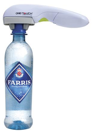 Enklere Liv Elektrisk flaskeåbner