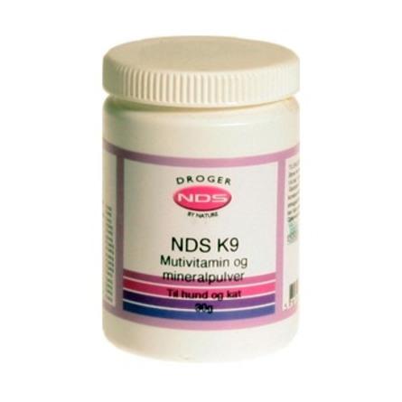 K9 Multivitamin, mineral Hund og Kat 30 g