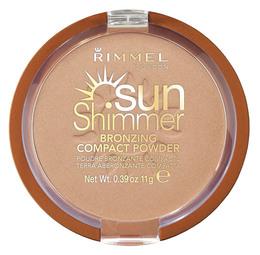 Rimmel Sunshimmer Bronzing Compact Light