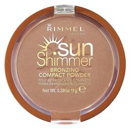 Rimmel Sunshimmer Bronzing Compact Medium