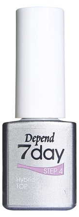 Depend 7 Day Lak Topcoat