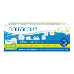 Natracare tampon regular