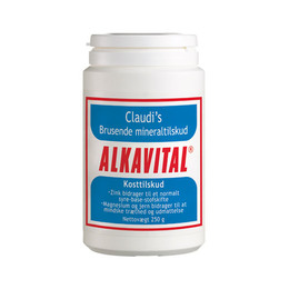 Helsekost diverse Alkavital 250 gr.