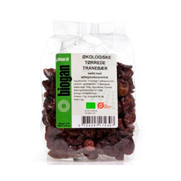 Tranebær sødet m. æblekon. Ø 150 g
