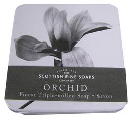Scottish Fine Soaps Scottish Soap ORCHID 100 g