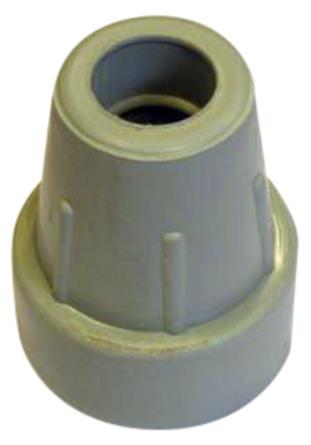 Nygaard Dupsko skridhæmmende grå 16 mm