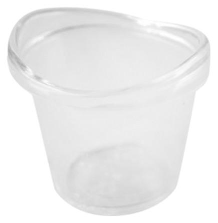 Nygaard Øjebadeglas plast