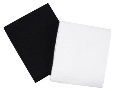 Nygaard Håndledsremme Velcro Hvid