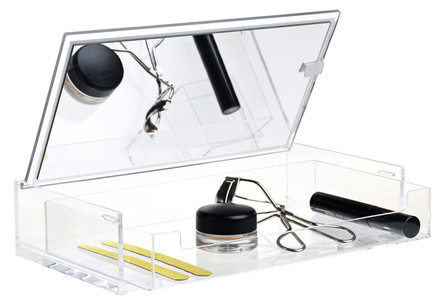 Nomess Clear mirror box
