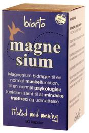 Biorto Magnesium 90 kaps