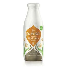 Aloe vera juice Ø Pukka 500 ml