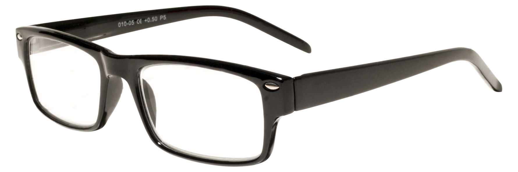 ba01227242a4 Prestige P5 Black læsebrille