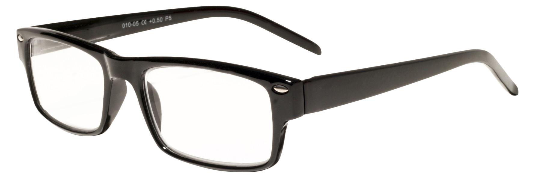 9bd9b62fba87 Prestige P5 Black læsebrille