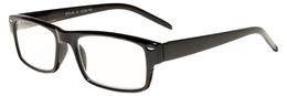 Prestige P5 Black læsebrille, styrke +1,5