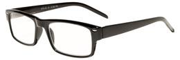 Prestige P5 Black læsebrille, styrke +2,5